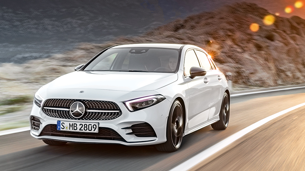 Best new cars autumn 2018: Mercedes A-Class